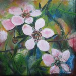 Manuka - 19x19 inches sold