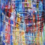 Waikato Magic Abstract - sold